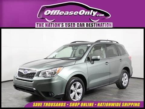 2015 Subaru Forester for sale in West Palm Beach, FL