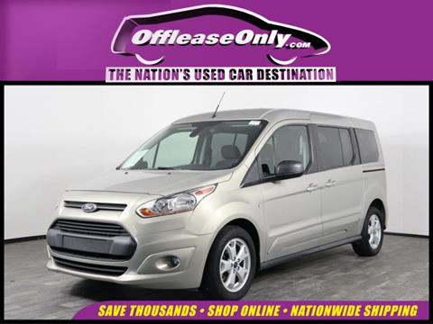2016 Ford Transit Connect Wagon for sale in West Palm Beach, FL