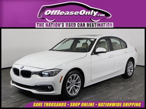 2016 BMW 3 Series for sale in West Palm Beach, FL