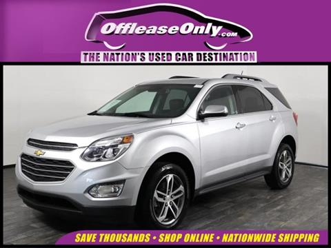 2017 Chevrolet Equinox for sale in West Palm Beach, FL