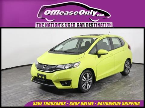 2016 Honda Fit for sale in West Palm Beach, FL