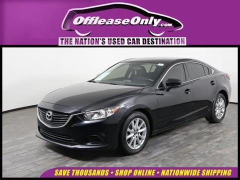 2017 Mazda MAZDA6 for sale in West Palm Beach, FL