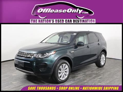2017 Land Rover Discovery Sport for sale in West Palm Beach, FL