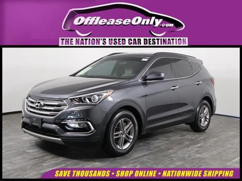 2017 Hyundai Santa Fe Sport for sale in West Palm Beach, FL
