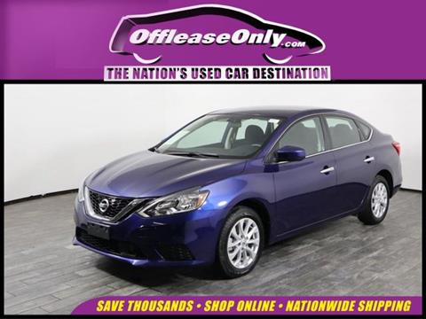 2019 Nissan Sentra for sale in West Palm Beach, FL