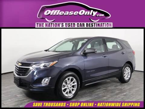 2018 Chevrolet Equinox for sale in West Palm Beach, FL