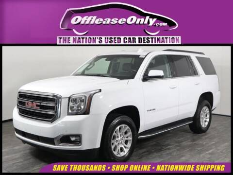 2019 GMC Yukon SLT for sale at OffLeaseOnly.com The Nation's Used Car Destination in West Palm Beach FL