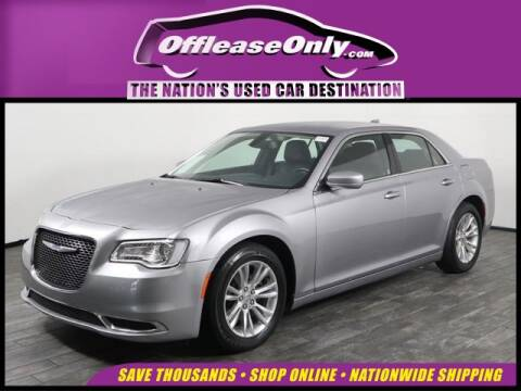2017 Chrysler 300 Limited for sale at OffLeaseOnly.com The Nation's Used Car Destination in West Palm Beach FL