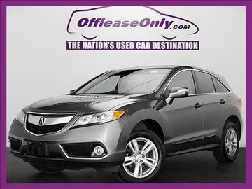 2013 Acura RDX for sale in Palm Springs, FL