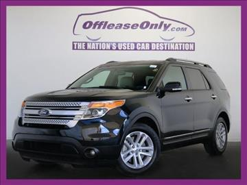 2014 Ford Explorer for sale in West Palm Beach, FL