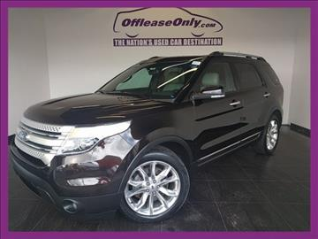 2013 Ford Explorer for sale in West Palm Beach, FL