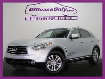 2016 Infiniti QX70 for sale in West Palm Beach, FL