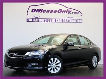 2013 Honda Accord for sale in West Palm Beach, FL