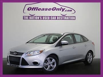 2014 Ford Focus for sale in West Palm Beach, FL