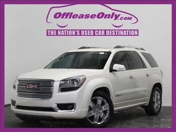 2013 GMC Acadia for sale in West Palm Beach, FL