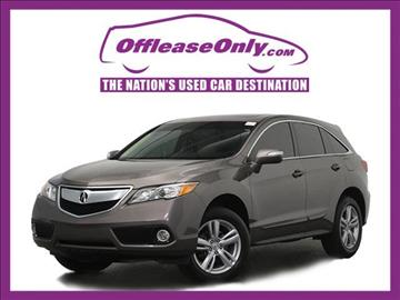 2013 Acura RDX for sale in West Palm Beach, FL