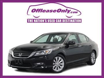 2013 Honda Accord for sale in West Palm Beach, FL