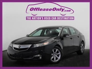 2013 Acura TL for sale in West Palm Beach, FL
