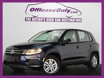 2013 Volkswagen Tiguan for sale in West Palm Beach, FL