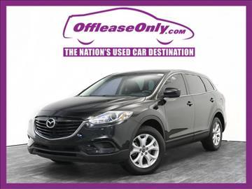 2013 Mazda CX-9 for sale in West Palm Beach, FL
