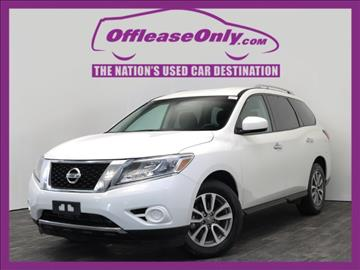 2014 Nissan Pathfinder for sale in West Palm Beach, FL