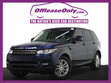 2014 Land Rover Range Rover Sport for sale in West Palm Beach, FL