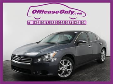 2013 Nissan Maxima for sale in West Palm Beach, FL