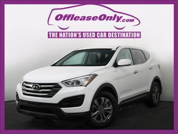 2016 Hyundai Santa Fe Sport for sale in West Palm Beach, FL