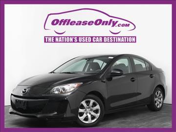 2013 Mazda MAZDA3 for sale in West Palm Beach, FL