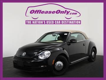 2013 Volkswagen Beetle for sale in West Palm Beach, FL