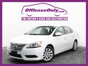 2013 Nissan Sentra for sale in West Palm Beach, FL