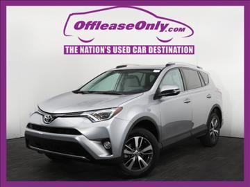 2016 Toyota RAV4 for sale in West Palm Beach, FL