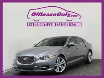 2014 Jaguar XJL for sale in West Palm Beach, FL