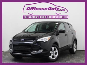 2015 Ford Escape for sale in West Palm Beach, FL