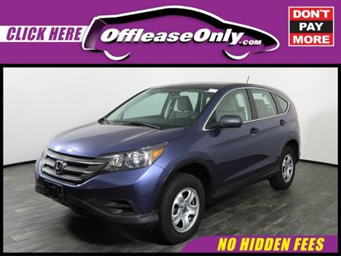 2014 Honda CR-V for sale in West Palm Beach, FL