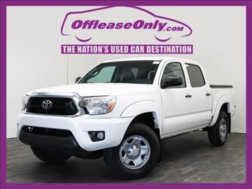 2014 Toyota Tacoma for sale in West Palm Beach, FL