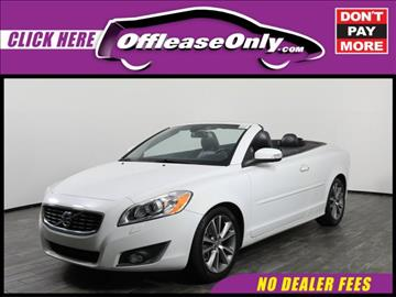 2013 Volvo C70 for sale in West Palm Beach, FL