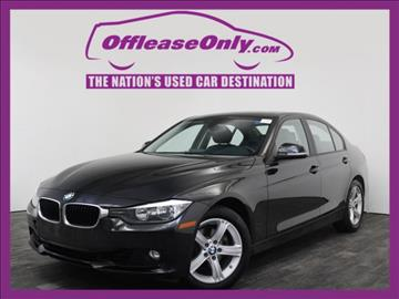 2014 BMW 3 Series for sale in West Palm Beach, FL