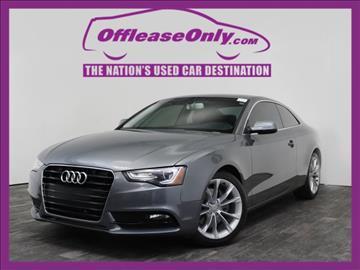 2014 Audi A5 for sale in West Palm Beach, FL