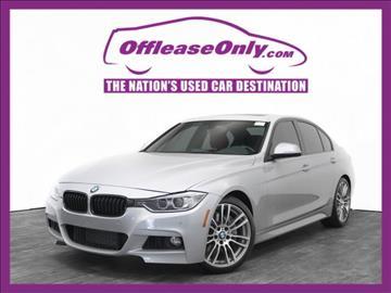2015 BMW 3 Series for sale in West Palm Beach, FL