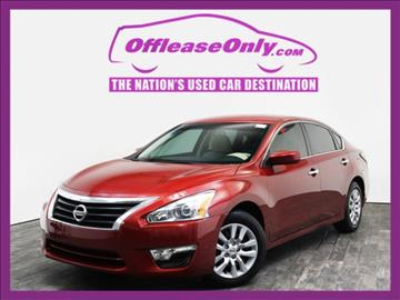 2014 Nissan Altima for sale in West Palm Beach, FL