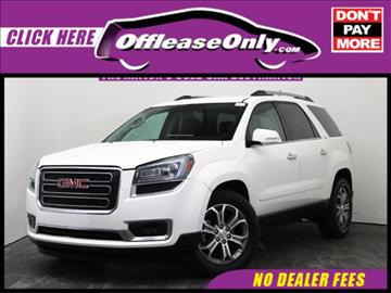 2014 GMC Acadia for sale in West Palm Beach, FL
