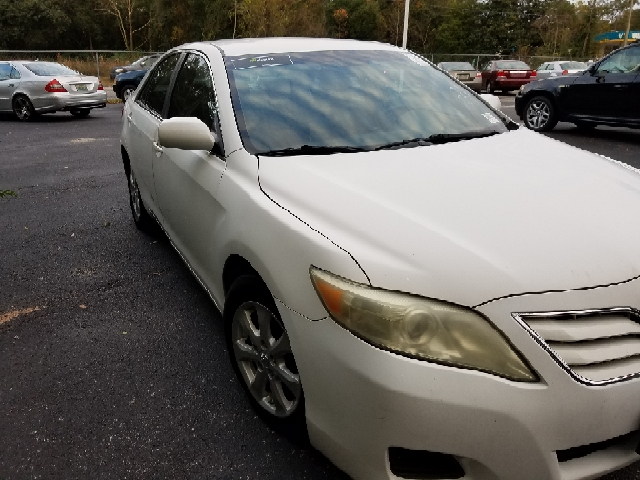 2011 Toyota Camry for sale at GULF COAST MOTORS in Mobile AL