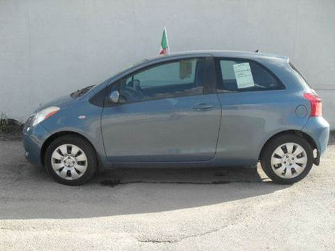 2007 Toyota Yaris for sale at Northtown Auto Center in Houston TX