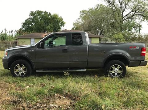 2006 Ford F-150 for sale at Northtown Auto Center in Houston TX
