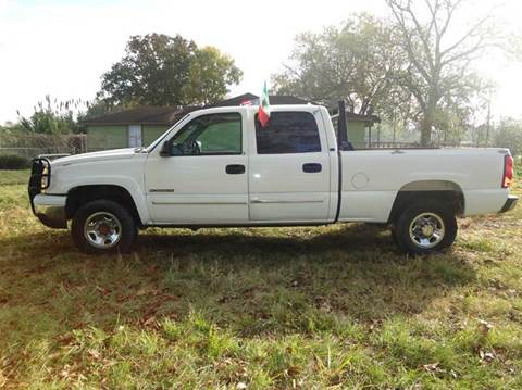 2006 Chevrolet Silverado 1500HD for sale in Houston, TX