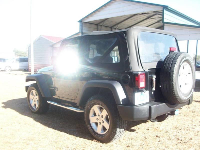 2011 Jeep Wrangler 4x4 Sport 2dr SUV - Wilson NC