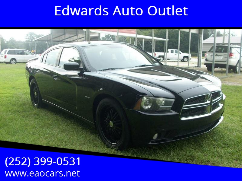 2012 Dodge Charger R T Road And Track 4dr Sedan In Wilson Nc