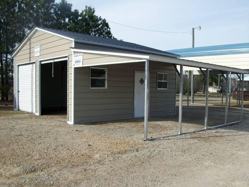 2016 xx____CARPORTS GARAGES  SPECIALTY BUILDINGS  - Wilson NC