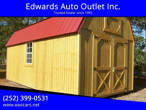 2019 Old Hickory Buildings 10x 20 Lofted Barn for sale in Wilson, NC